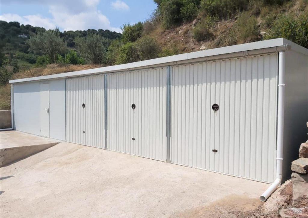 Garaje múltiple prefabricado Esparraguera